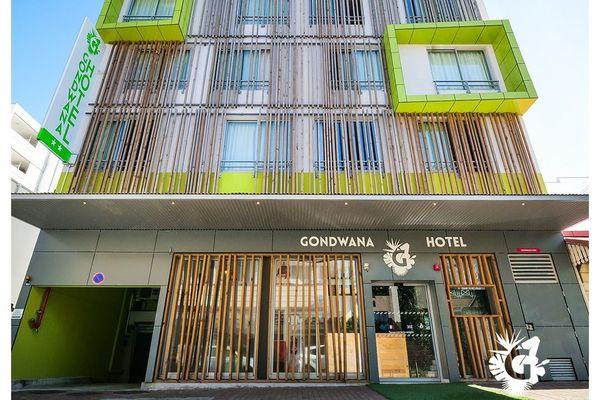 Hôtel Gondwana