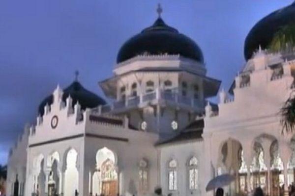 Mosquée de Banda Aceh