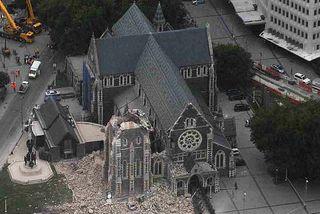 La cathédrale de Christchurch sera reconstruite