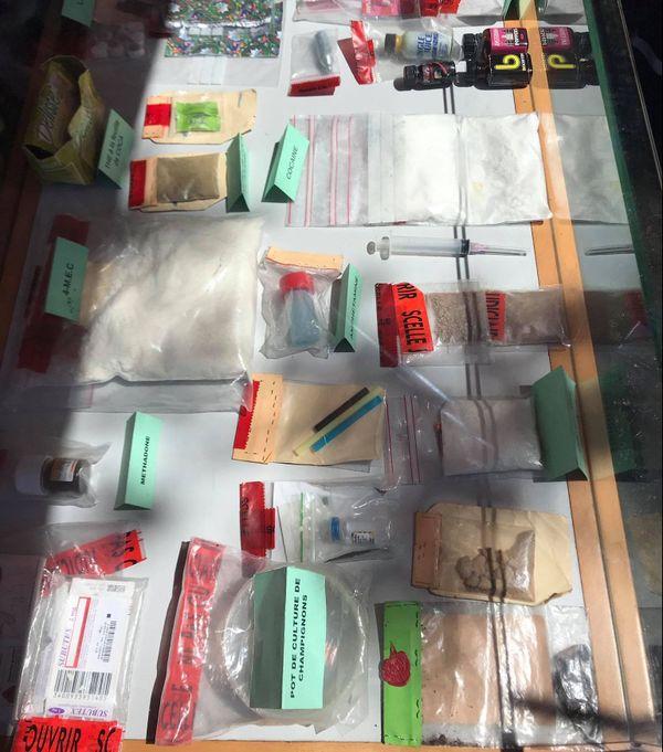 Rencontre sécurité drogue