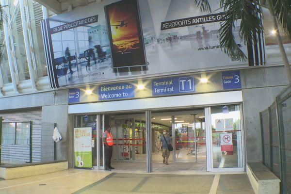 Aéroport Guadeloupe - Pôle Caraïbes