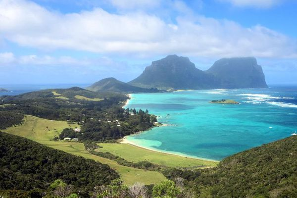 Lord Howe Australie