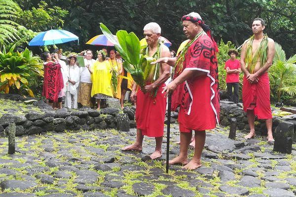 Matarii i ni'a : le début des festivités