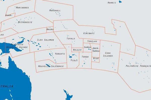 Zone Pacifique