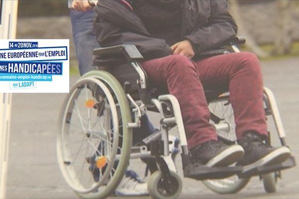 handicap et emplois