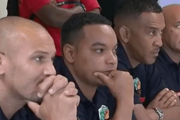 Les pompiers de Guyane en renfort pour Irma