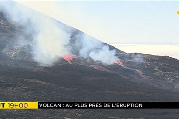 Volcan éruption 28 04 18