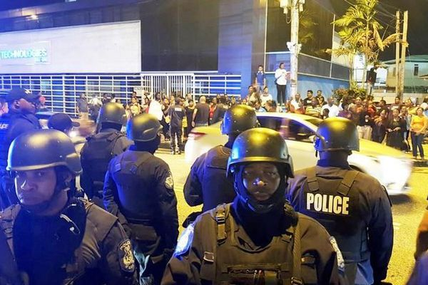 Trinidad et Tobago manifestations anti-imigrant