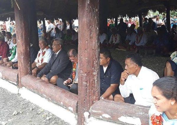 fête du territoire à Futuna 2018