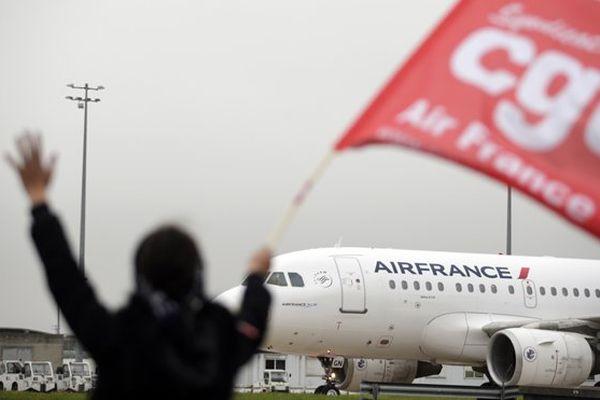 Plan de restructuration Air France
