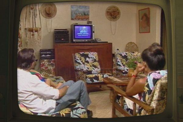Fenua d'antan, en 1988 rfo est diffusée à Tubuai