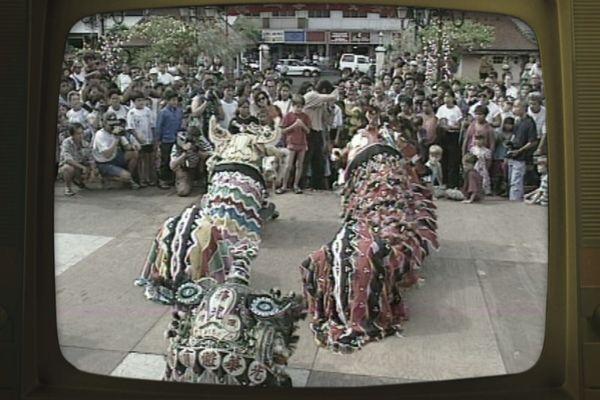 festivités nouvel an chinois 1997