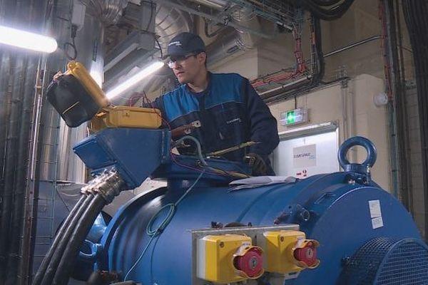 électricien technicien