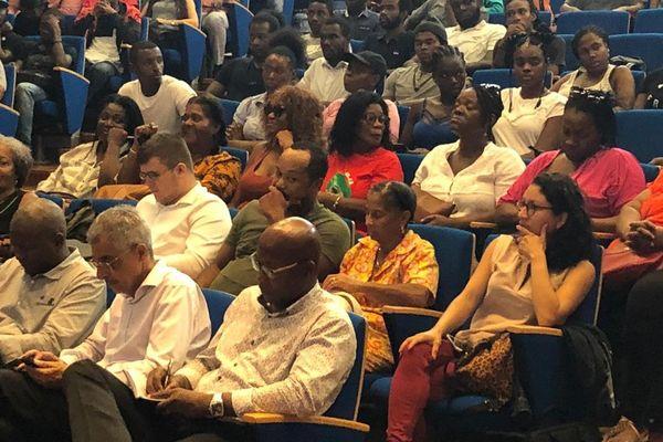 Grève à l'université de Guyane