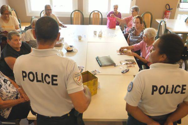 police seniors