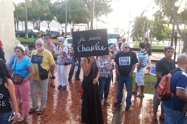Manifestation républicaine à FdeF