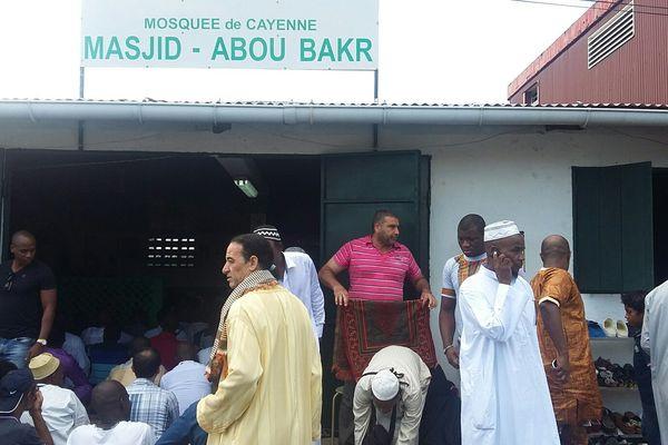 La mosquée de Cayenne