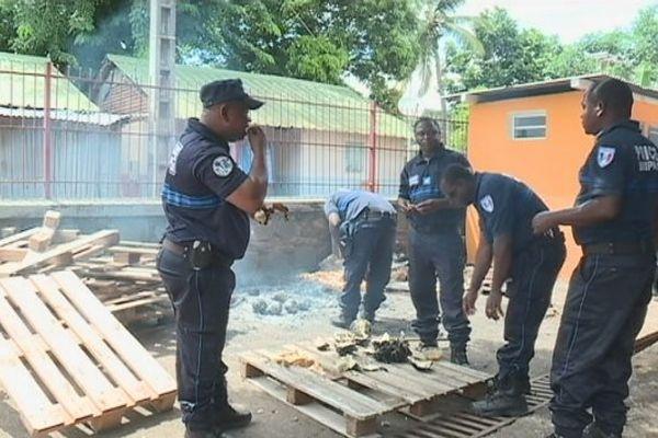Police municipale de Koungou