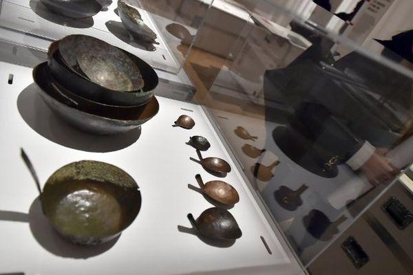 Ustensiles de cuisine fabriqués par les esclaves de Tromelin au 18e siècle