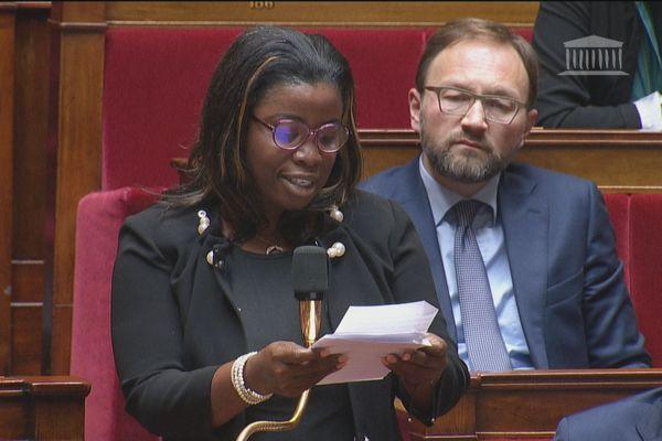 Députée Justine Benin