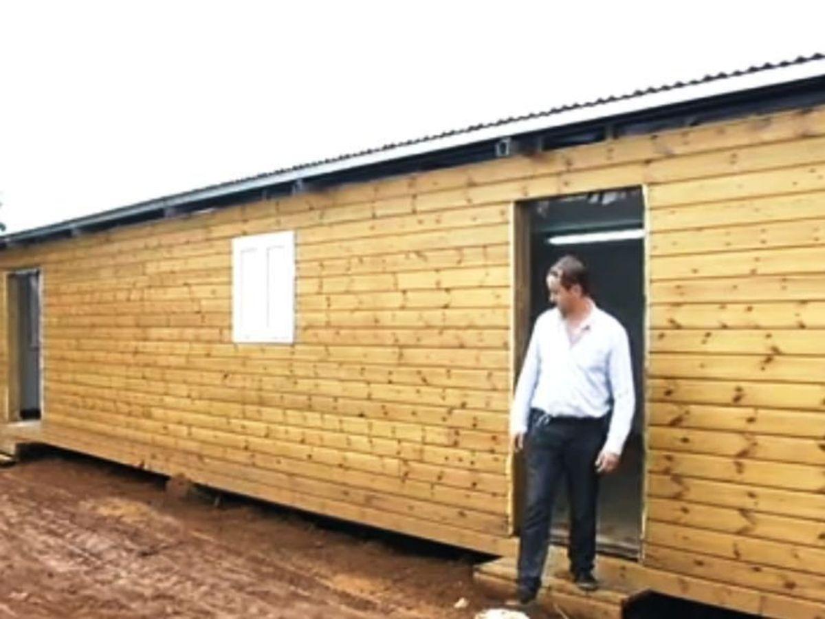 Constructeur Maison Container Nord la case-container, un nouveau concept à la réunion - réunion
