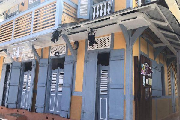 architecture rue Mme Payé