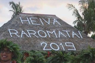 Heiva i Raromata'i