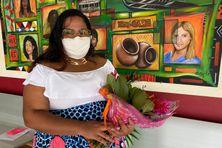 Laricia Lopes-Medes souhaite intégrer maintenant l'école des infirmières