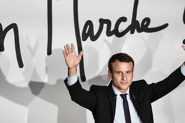 Emmanuel Macron nouveau président