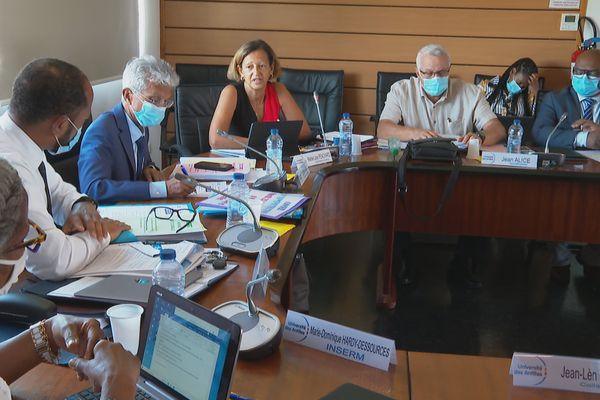 Conseil d'Administration de l'Université des Antilles