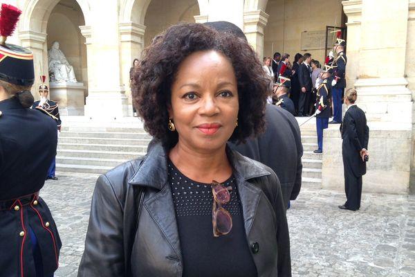 Gisèle Pineau, auteure guadeloupéenne