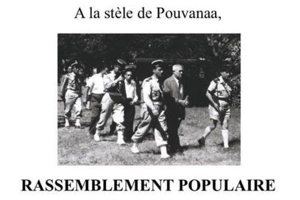 rassemblement Pouvanaa Oopa