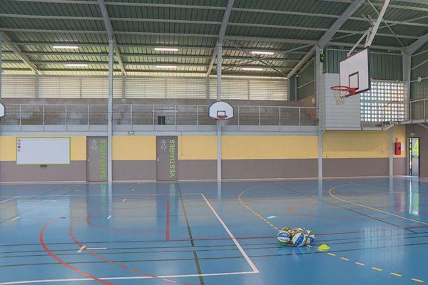 Le nouveau complexe sportif de Punaauia