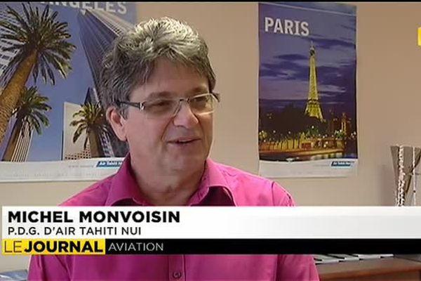 Air Tahiti Nui  : priorité au renouvellement de la flotte