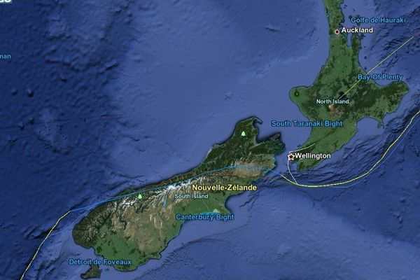 Deux séismes signalés au nord de la Nouvelle-Zélande