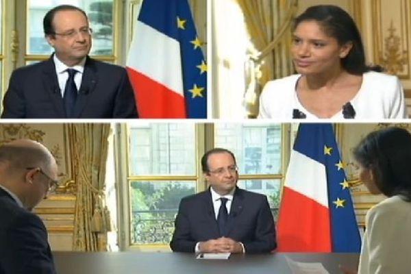 François Hollande France O  23 janvier 2013