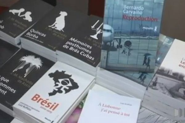 Brésil salon du livre