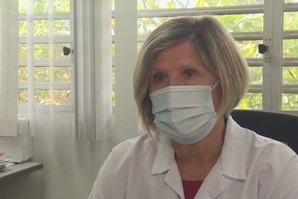 Docteur Sylvie Gross - Epidémiologiste de l'Etablissement Français du Sang de Cayenne