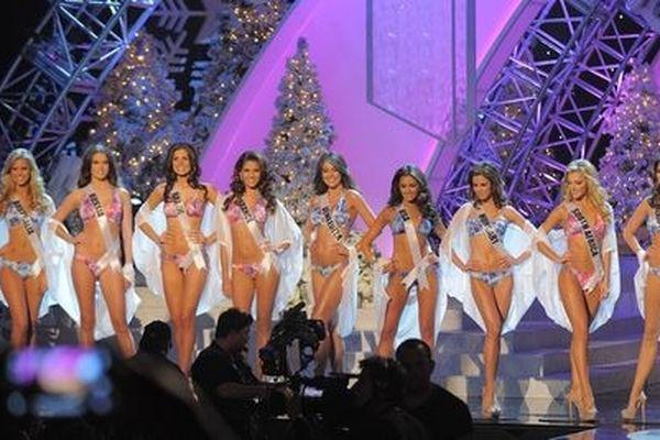 Les dix finalistes de Miss Univers