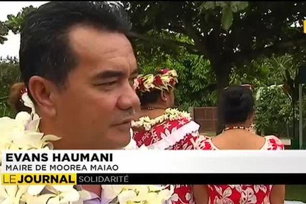 Moorea - Maiao : 700 familles dans le besoin