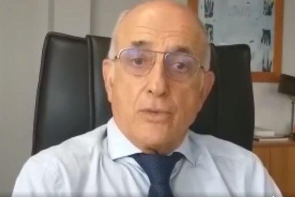 Thierry SOULADIE, directeur CMA-CGM