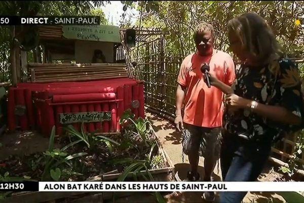 Alon Bat Karéau jardin du Kan dé Marrons