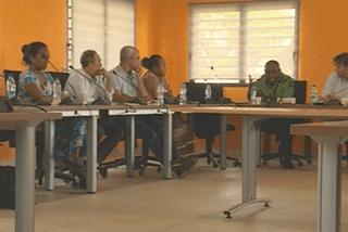 Capture conseil provincial de prévention de la délinquance, Lifou (décembre 2017)