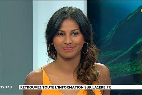 Christelle Floricourt, 12h30