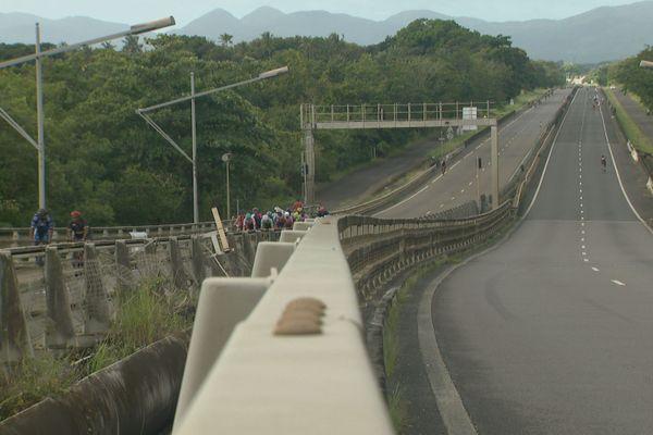 Pont de l'Alliance cyclable