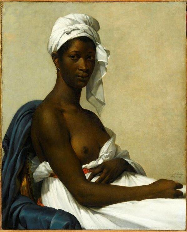 Image de la femme noire dans l'art