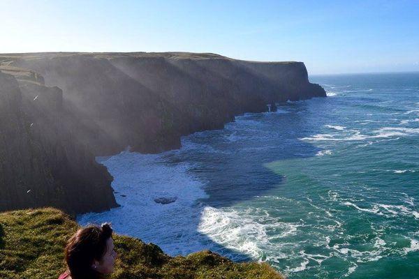 Ophélie en Irlande