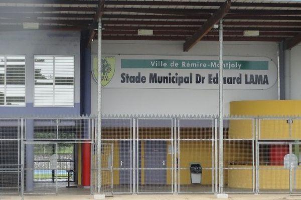 Stade Edmard Lama