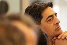 Le maire de l'Entre-Deux, Bachil Valy est le nouveau référent LREM pour La Réunion.