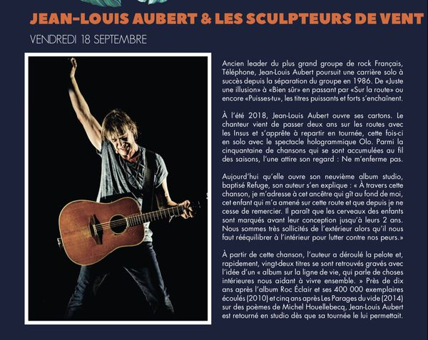 Jean-Louis Aubert Franco
